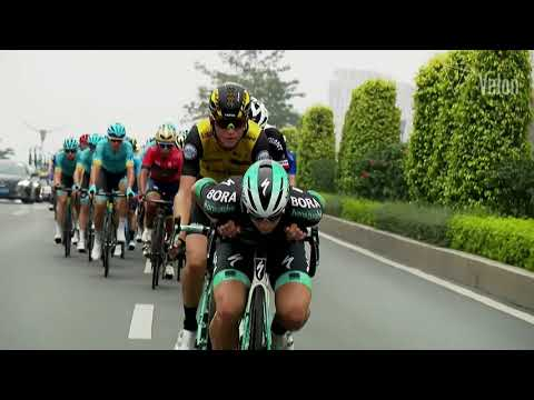 Tour of Guangxi 2018: Stage 3 - extended highlights