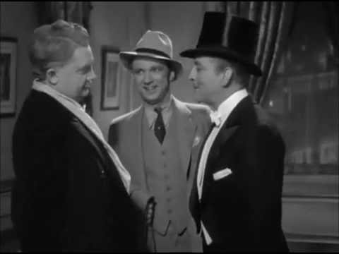 Dinner at Eight (1933)  John Barrymore  Drunk scene,  with Lee Tracy &  Jean Hersholt