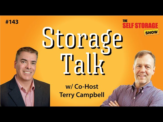 😎 #143: Storage Talk - Terry Campbell