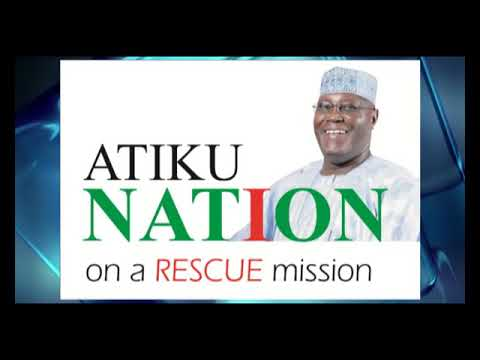 Breaking: Atiku Abubakar declares Presidential ambition in short video