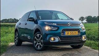 Review - 2018 Citroën C4 Cactus 1.2 THP - Normaal door uniek te zijn