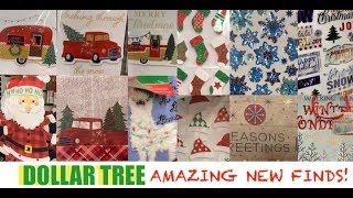 DOLLAR TREE CHRISTMAS 2019????MORE AMAZING NEW FINDS • NOVEMBER 22 2019