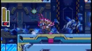 Mega Man ZX Advent (Grey) - Arctic Ice Floe