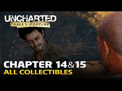 Uncharted Drake's Fortune Remastered Walkthrough - Chapter 14 & 15 (1080p 60 FPS)