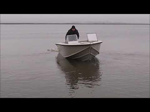 Проект: Прогулочная лодка «АМ595»