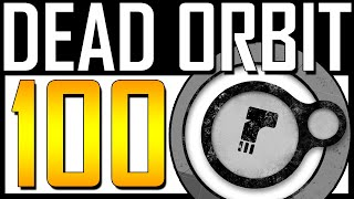 Destiny - Dead Orbit Rank 100!