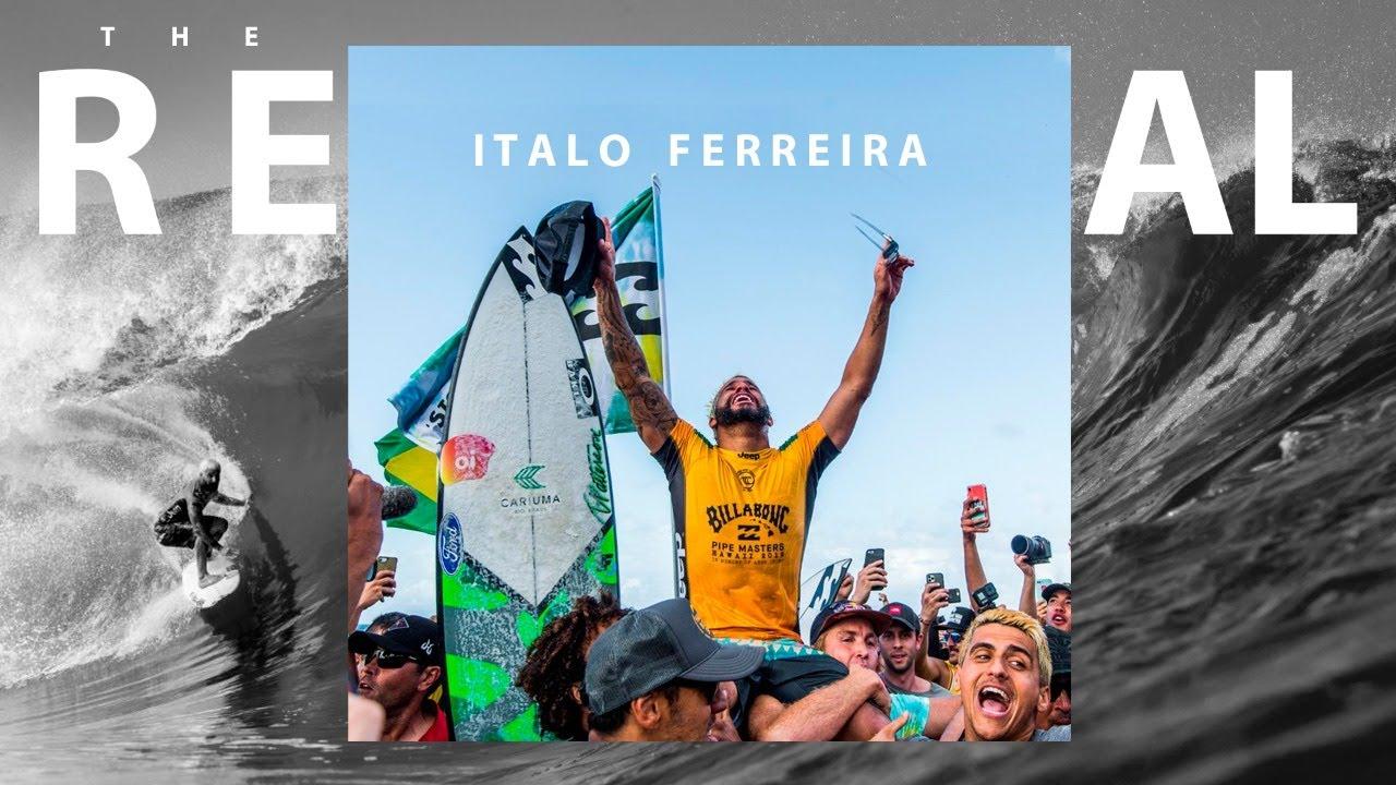 #MEUCANAL - ITALO FERREIRA | TRAILER OFICIAL YOUTUBE