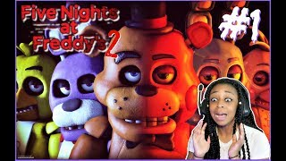 A CLASSIC RETURN!! | Five Nights at Freddy's 2 Episode 1 Gameplay!!!
