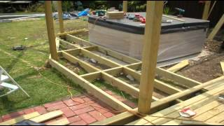 Just Pergolas And Decks-pergola & Deck 06