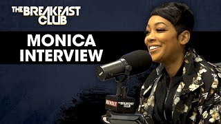 Monica Talks New Album, Family And The Next Chapter In Her Life