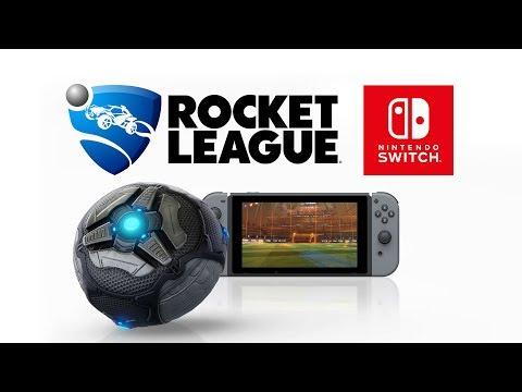 E3 2017: Rocket League на Xbox One и PC получит кросс-платформенный мультиплеер с Nintendo Switch