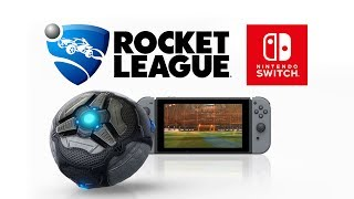 Rocket League® - Nintendo Switch Announcement Trailer thumbnail