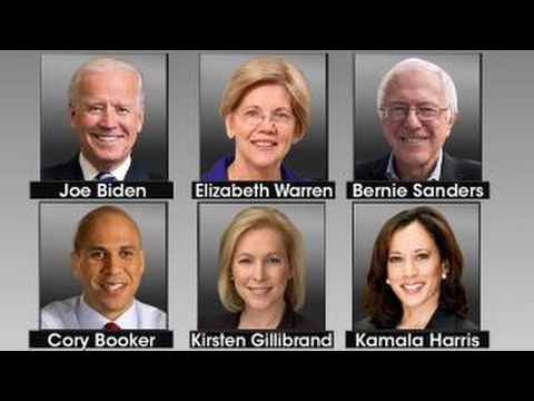 Any potential 2020 Democrats leading the pack against Trump?