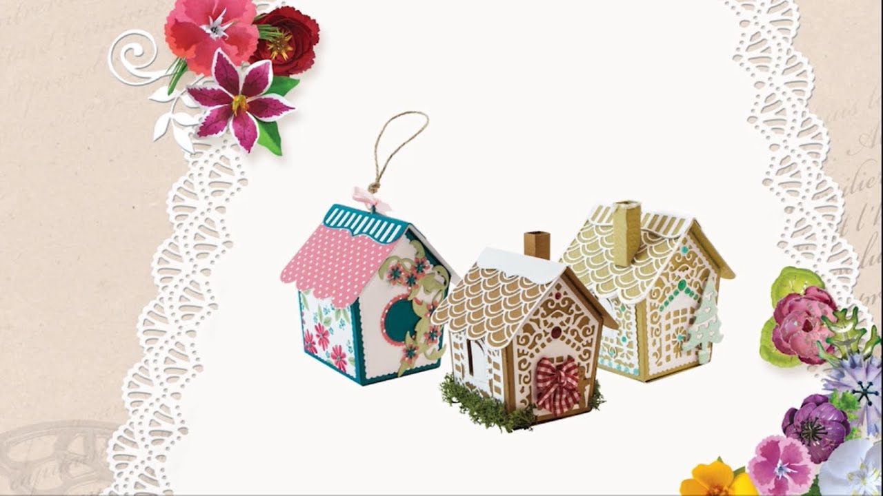 How To Build And Decorate The Gingerbread House Tonic