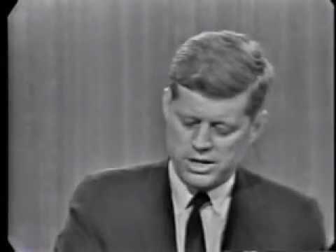 1960 Presidential Debates -  Closing Statements