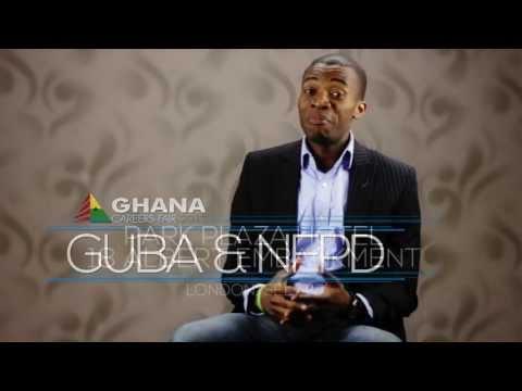 Ghana Careers & Opportunities Fair 2013 - London