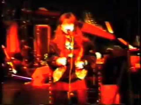INTO THE GROOVE - MARYLOU & COMPANY Live at Blackout (Zurich) May 1986