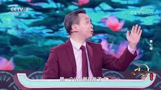 [中国诗词大会]李白难以落笔的地方 毛泽东写下一首气势雄浑小令| CCTV