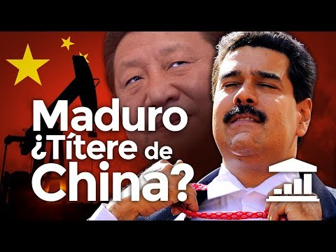 VENEZUELA, ¿la nueva colonia de CHINA? - VisualPolitik