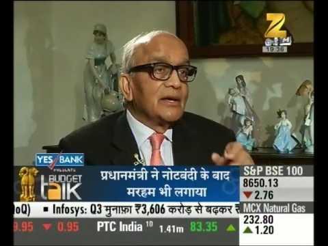 Exclusive talk with 'RC Bhargava' Chairman 'Maruti Suzuki' over upcoming union budget