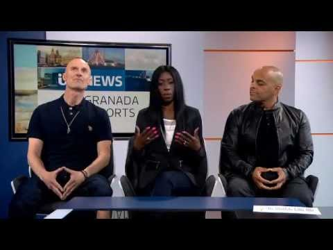 M People - Granada Reports Interview - 20th Anniversary Greatest Hits Tour 2013
