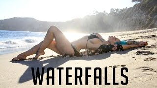 Waterfalls Ft. MF $hortcake vs. Bridget Blonde
