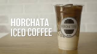 Horchata Iced Coffee | Horchateriarl