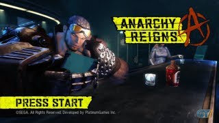 Anarchy Reigns - Review
