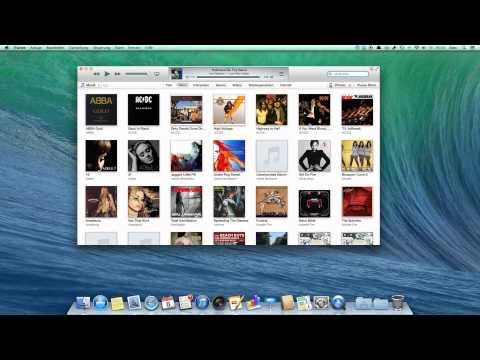 Musik mit iPhone synchronisieren