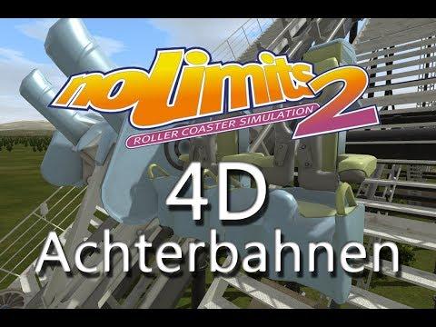 4. 4D-Coaster konfigurieren