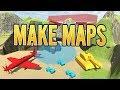 Ravenfield Easy Map Making Tutorial | Beginner Level Building Guide Complete (MAKE MAPS)