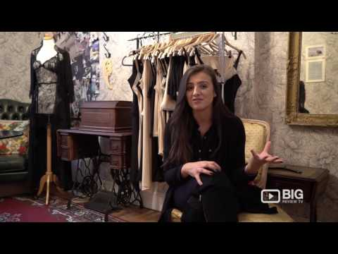 Amelia Thomas A Retail Stores In London Selling Vintage Lingerie, Bra, And Underwear