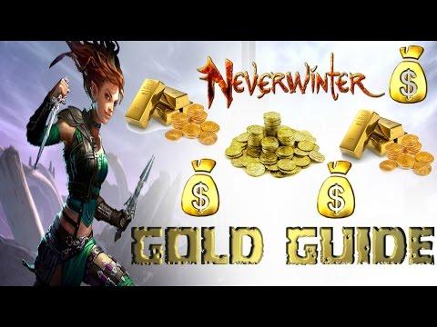 Neverwinter - Gold Farming Guide