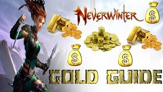 Neverwinter - Gold Farming Guide