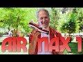 Nike Air Max 1 (87) // История модели.