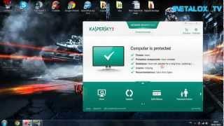 FR | Tutoriel :Cracker Kaspersky 2013 + telechargement gratuit (Marche!!!!)