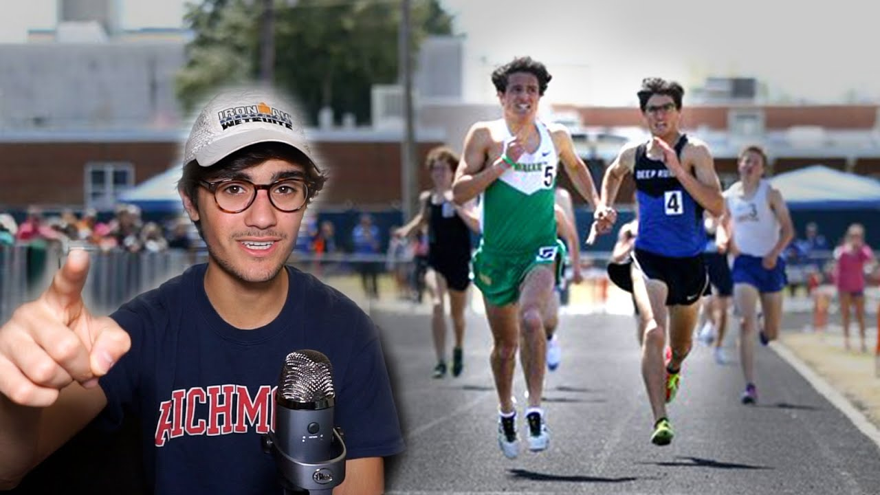 Download Commentating My Best High School Races!!