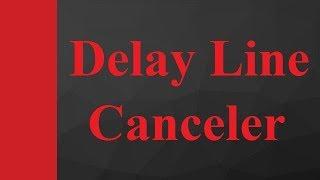 Delay Line Canceler with MTI RADAR in Microwave & RADAR engineering by engineering funda