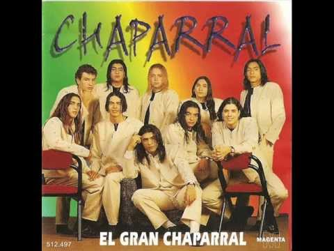 CHAPARRAL- NO PUDO ARRANCARETE DE MI