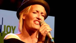 sarah connor - leave with a song @n-joy