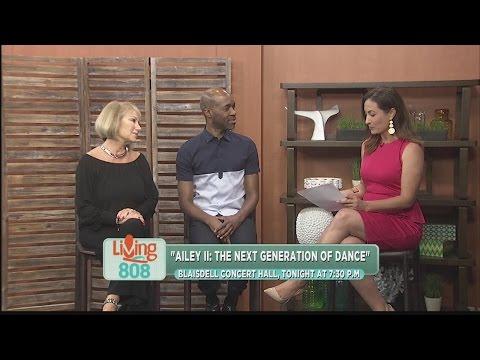 "Ballet Hawaii Presents ""Ailey II: The Next Generation of Dance"""
