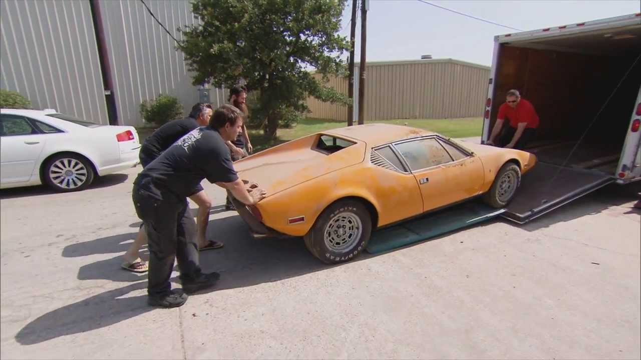 Sneak Peek Of The Next Fast N Loud 9 2 Youtube
