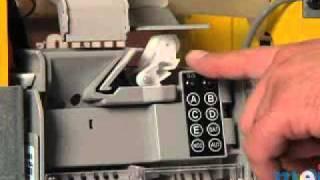 MEI Conlux ccm5g Coin Changer Installation