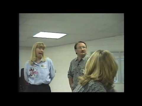 class of 76 20 year reunion   Rhonda Fletcher video