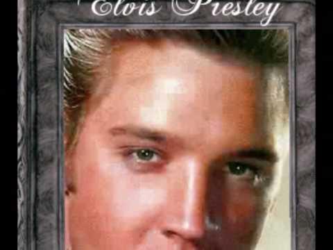 Elvis Presley Tomorrow is a long time.