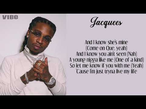 Jacquees - Your Peace Ft. Lil Baby (Lyrics)