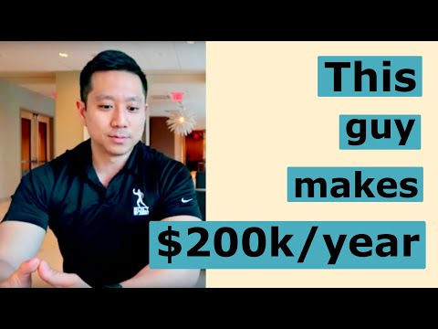 This ACE Personal Trainer makes $200k/year (ACE Certification Tips Interview)