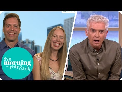 Phillip Is Fascinated By Couple Who Can Orgasm For 18 Hours Just By Hugging!   This Morning