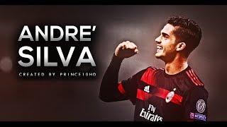 Andre Silva - AC Milan - Goals & Skills - 2017/2018 - HD