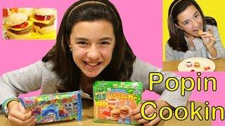 Repeat youtube video Cómo hacer chuches japonesas con Popin Cookin